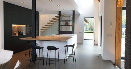 Stuurman Ontwerpt Landelijke Villa Lichtplan Interieur Meubilair Maatwerk Eindhoven 29