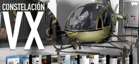 """El helicóptero de Citroën, el Moto X y el MacBook Air 11"""".Constelación VX (CLII)"""