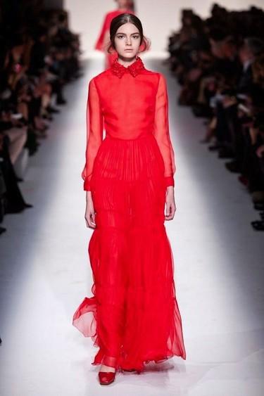 Tendencias de moda Otoño-Invierno 2014/2015: pon la nota alegre con el color rojo