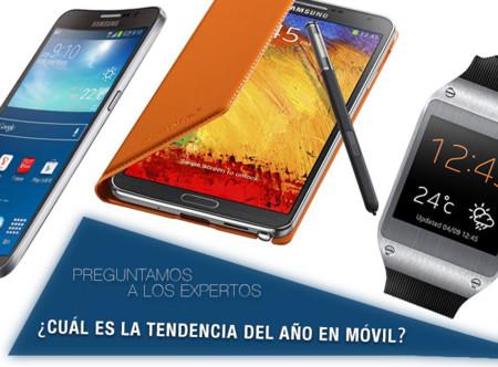 Preguntamos a los expertos, ¿Cuál es la tendencia del año en móvil?