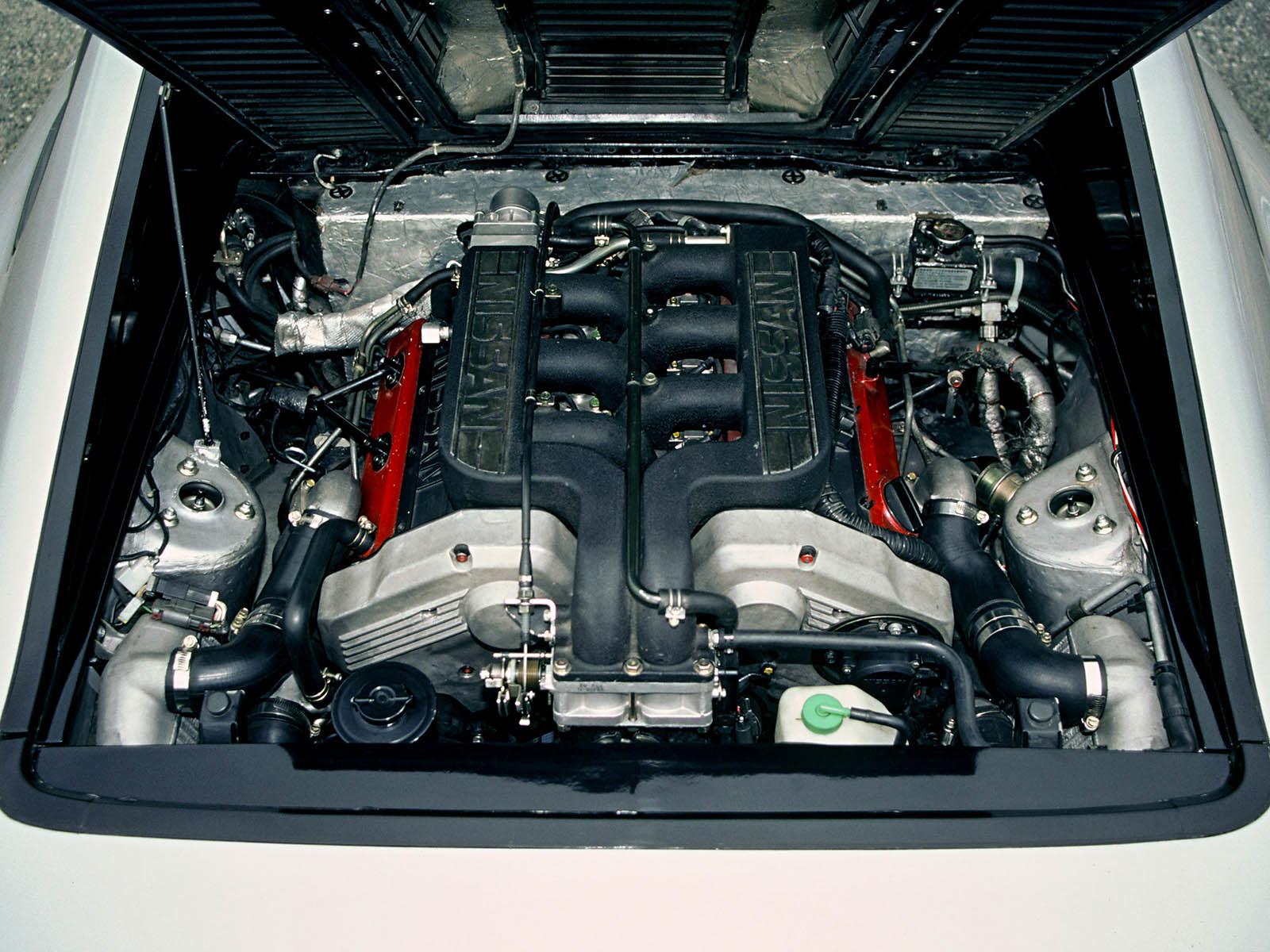 Foto de Nissan MID-4 II 1987 (14/20)