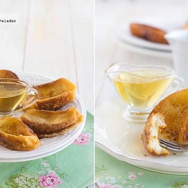 Torrijas clásicas con almíbar de miel: receta de Semana Santa