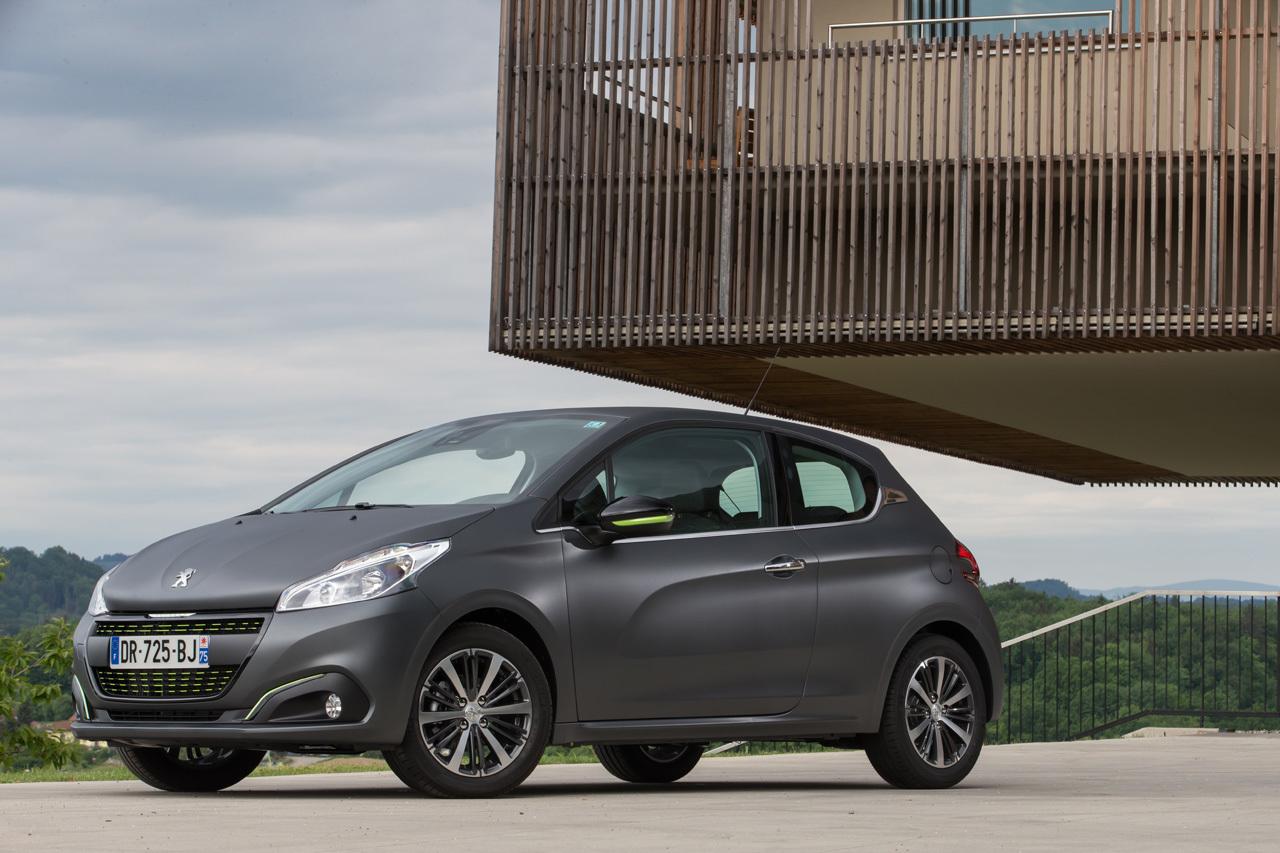 Foto de Peugeot 208 2015 (presentación) (30/34)