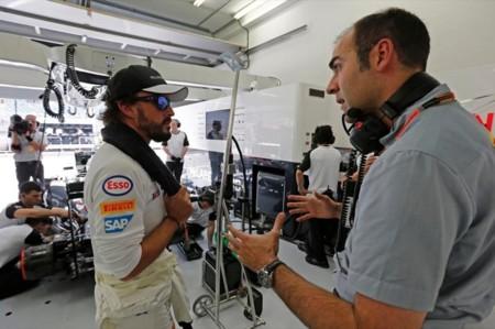 Entrevista: Manuel Muñoz, descifrando los neumáticos Pirelli en Fórmula 1