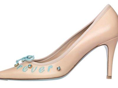 Personaliza tus zapatos de novia con Mascaró