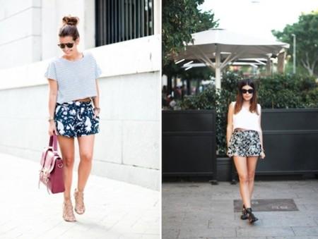 shorts-estampados