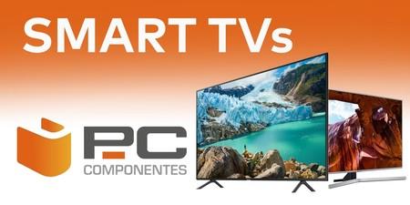 Las smart TVs más vendidas de PcComponentes: aquí tienes 12 propuestas a buenos precios por si estás pensando en cambiar tu vieja tele