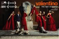 Valentino, el último emperador documental