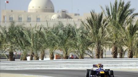 Red Bull Barein F1