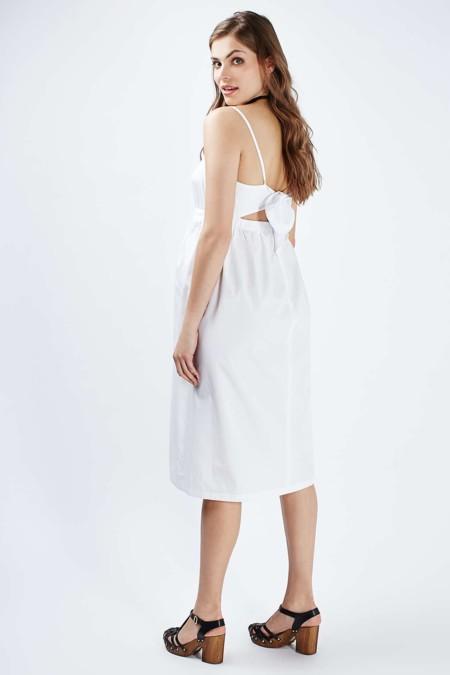 b5cd34b53 Ocho vestidos premamá (sencillos y bonitos) de Topshop para este ...