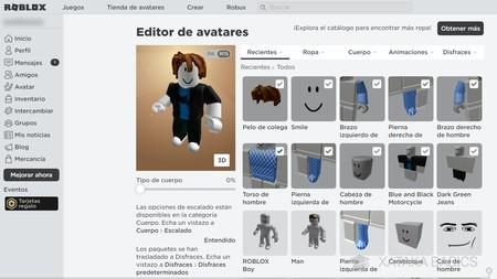 Editor Avatares