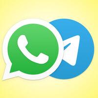 Nueve cosas que tiene WhatsApp y no Telegram
