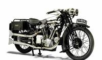 Brough Superior SS100 Alpine Grand Sport a subasta