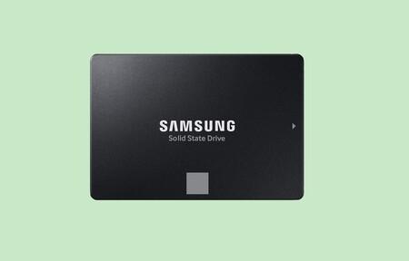Este SSD de 1 TB de Samsung es uno de los discos duros más vendidos y ahora está en oferta por menos de 100 euros en Amazon