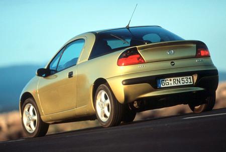 Chevrolet Tigra 4