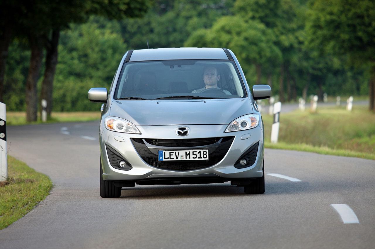 Foto de Mazda5 2010 (25/121)