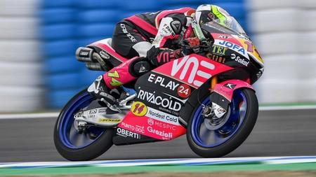 Arbolino Brno Moto3 2019