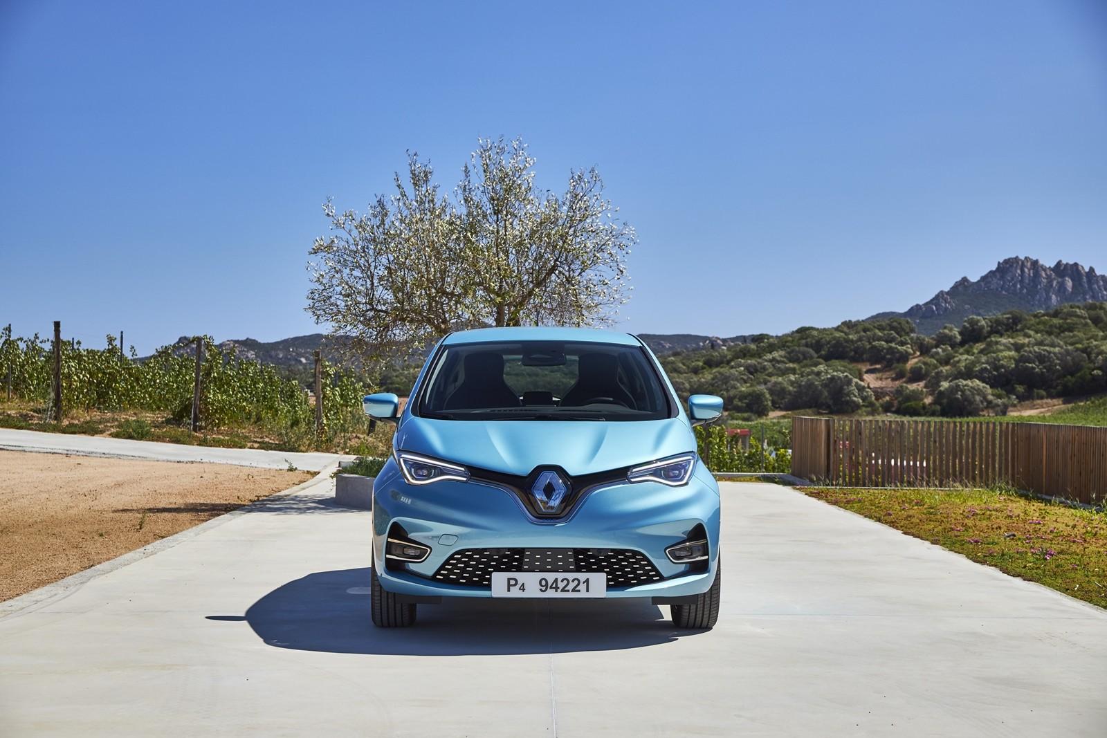 Foto de Renault ZOE 2020, prueba (32/37)