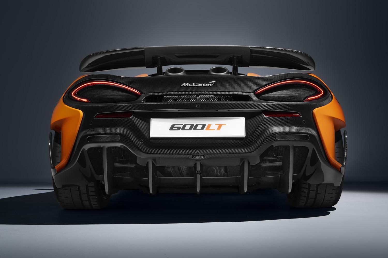 Foto de McLaren 600LT (Naranja) (5/20)