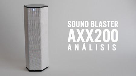 Sound BlasterAxx AXX200, análisis