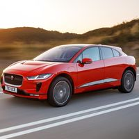 ¡Poder eléctrico! El Jaguar i-Pace gana el Car of the Year 2019