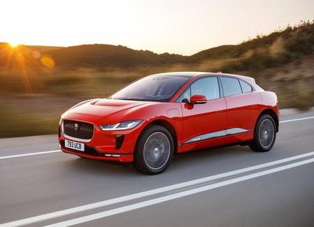 ¡Poder eléctrico! El Jaguar i-Pace gana el Car of the Year 2019