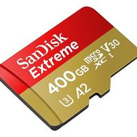Oferta del día: hoy Amazon te deja los 400 GB de la microSDXC SanDisk Extreme por sólo 90,69 euros