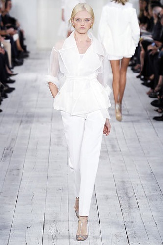 Foto de Ralph Lauren, Primavera-Verano 2010 en la Semana de la Moda de Nueva York (19/23)