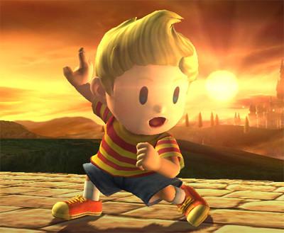 Nuevo personaje para 'Super Smash Bros. Brawl': Lucas