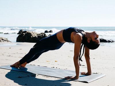 """Que tu entrenador de yoga sean unas mallas """"inteligentes"""" de 300 dólares: ésa es la propuesta de NadiX"""