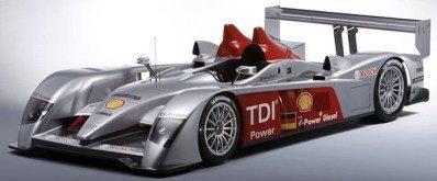 Audi presenta el R10 para Le Mans