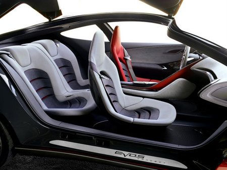 Ford Evos 4