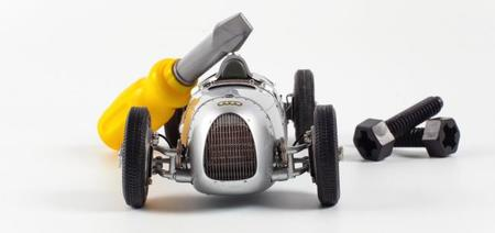 Audi reparará coches de juguete en sus concesionarios