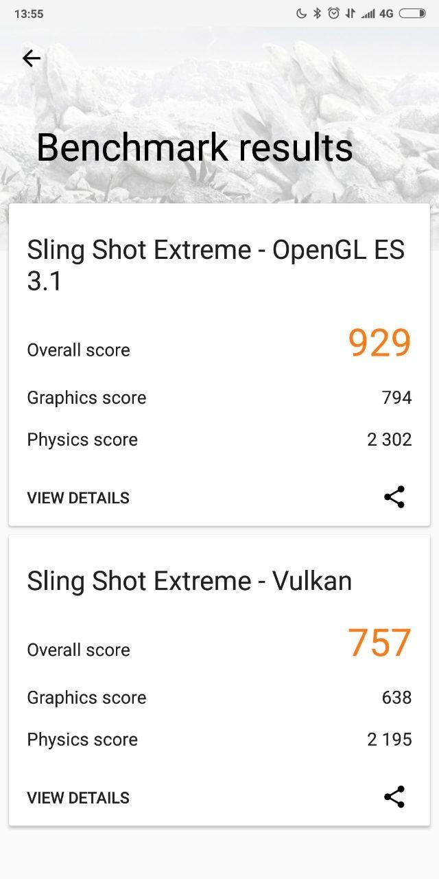 Foto de Benchmarks del Xiaomi Redmi Note 5 (5/6)