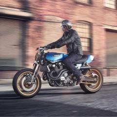 Foto 2 de 16 de la galería yard-build-yamaha-xjr1300-rhapsody-in-blue en Motorpasion Moto