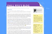 Entrevista con Phil Ryu