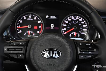 Kia Rio Sedan 2021 Mexico 8