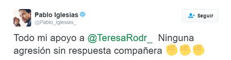 Teresa Rodriguez acoso sexual