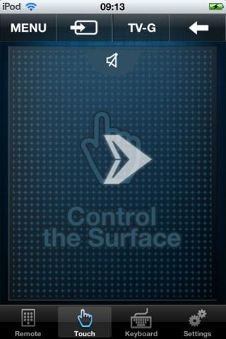 Grundig iPhone app