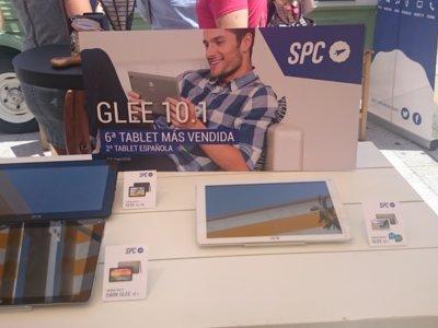 SPC Glee, Smartee y Fit, así es la nueva gama económica de tabletas y 'wearables' de la firma española SPC