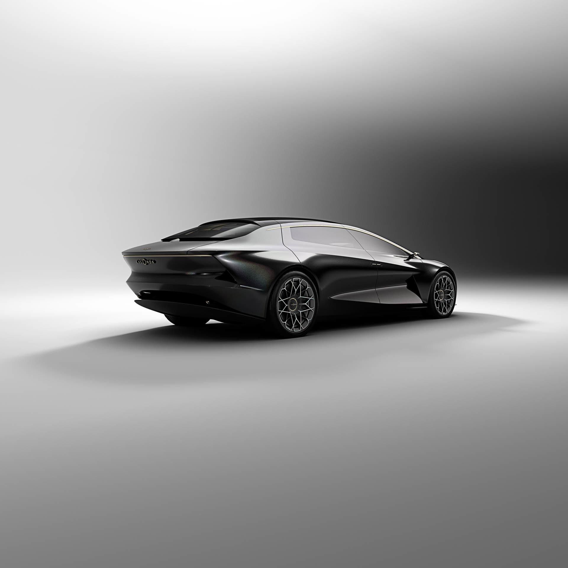 Foto de Aston Martin Lagonda Vision Concept (2/22)