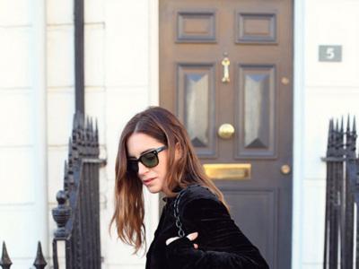 Terciopelo de moda sin David Lynch ni Isabella Rossellini pero con triunfo en la calle
