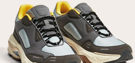 Zara presenta su propia versión de los sneakers de Balenciaga (y nos gustan más que los originales)
