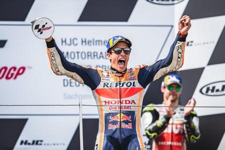 Marc Márquez repitió 'El Día de la Marmota' para irse de vacaciones con el mundial de MotoGP encarrilado