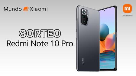 ¡Sorteamos un Redmi Note 10 Pro! [Finalizado]