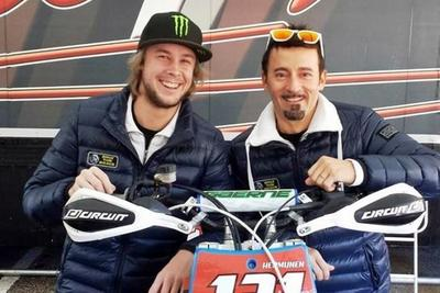 Mauno Hermunen correrá el año que viene en un equipo montado por Max Biaggi