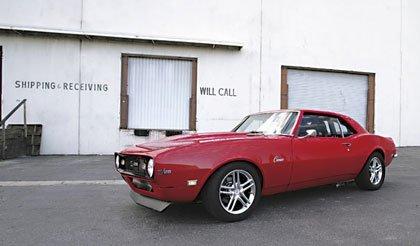 1968 Chevrolet Camaro Z/28