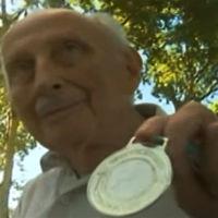 Efrain Wachs: Otro caso espectacular de atleta casi centenario