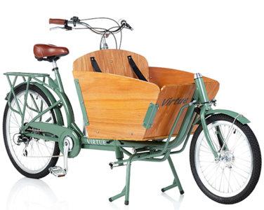 Bicicleta Cargo de Virtue Bikes