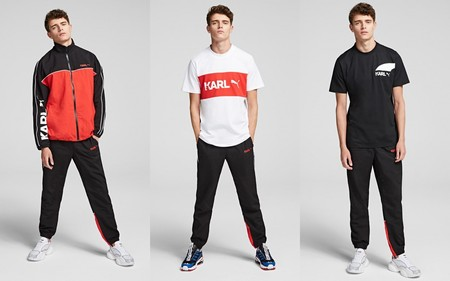 Karl Lagerfeld Puma Collection Trendencias Hombre 2019 02
